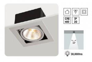 cARDAN LED - LSL008 SERIES