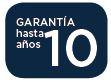 GARANTIA 10 AÑOS